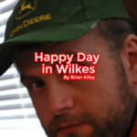 Happy Day in Wilkes 041 – Our full conversation with Howard Vannoy on the Great Wilkes County Sinkhole